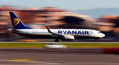 Ryanair planned to cut its Dublin fleet by six aircraft. Photo: REUTERS