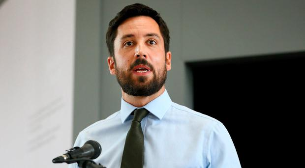 """Housing Minister Eoghan Murphy is under fire for being """"out of touch"""" with the housing crisis after saying the number of homeless """"hitting 10,000 doesn't tell us anything that hitting 9,000 didn't tell us""""."""
