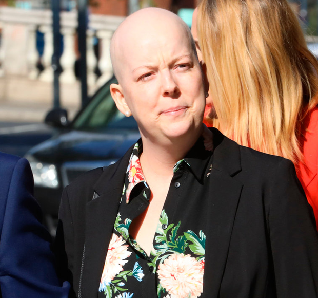Limerick mother Ruth Morrissey had to take her case to the High Court. Photo: Collins