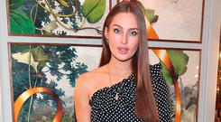 Roz Purcell at the YSL Beauty All Hours Stick launch at The Ivy, Dublin. Picture: Brian McEvoy