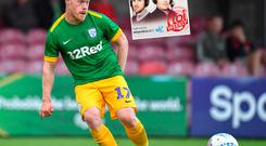 Daryl Horgan was a guest on this week's LOI Weekly