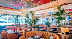 The Ivy: a buzzy all-day dining restaurant. Photo: Paul Winch-Furness