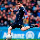 Dublin's Stephen Cluxton. Photo: Piaras Ó Mídheach/Sportsfile