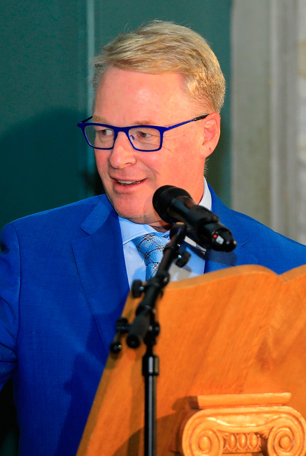 Keith Pelley, CEO European Tour. Photo: Getty Images