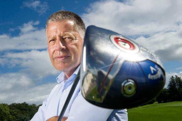 John McHenry, former professional golfer pictured at Douglas Golf Club, Cork. Pic Daragh Mc Sweeney/Provision