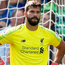 An Alisson howler allowed Leicester back into the game. Photo: Reuters