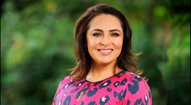 Homesick: Grainne Seoige, who is living in South Africa with her fiance, says she's feeling the pull of home. Photo: David Conachy