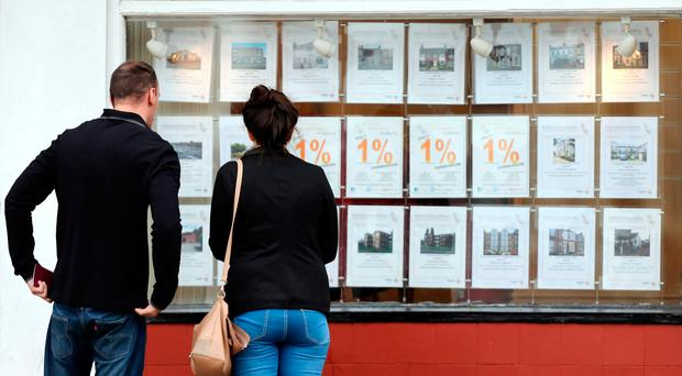 There has been a fall in the number of first-time buyers being approved for a mortgage.