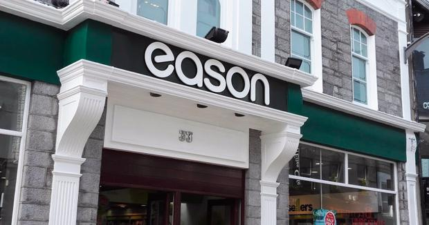 Winning Lotto Plus ticket was purchased at Eason's bookshop on Shop Street in Galway