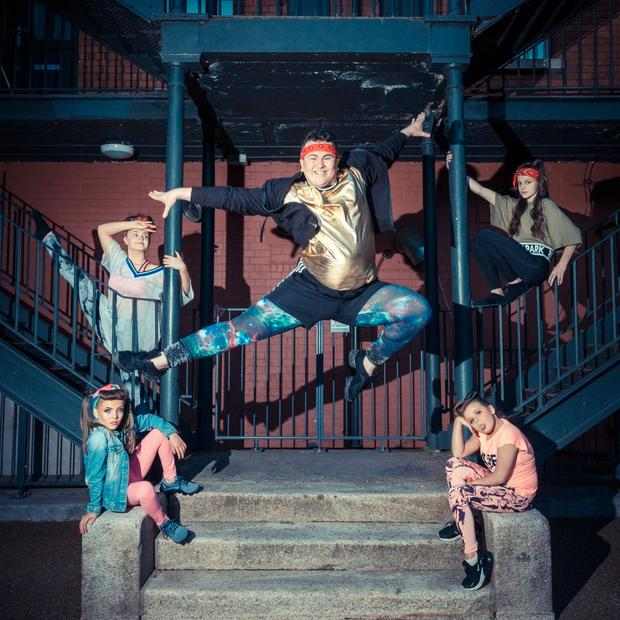 'The Fattest Dancer at St Bernadette's' is from the Breadline Collective