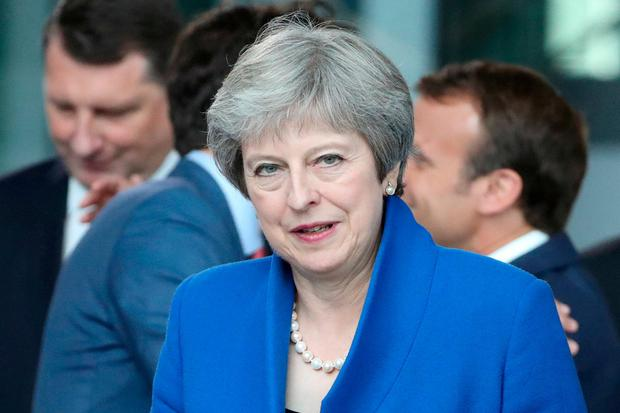Theresa May 'in fear' of Boris Johnson as Chequers plan attacked