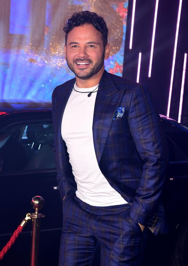 Ryan Thomas was given a formal warning by Big Brother after Roxanne Pallett accused him of hitting her (Ian West/PA)