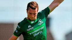 Connacht's Jack Carty impressed despite his side's defeat. Photo: SEB DALY/SPORTSFILE
