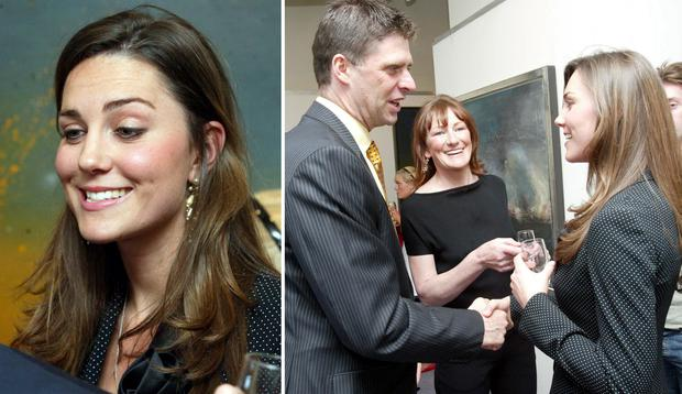 Exclusive pictures of Kate Middleton in Ireland in 2007. Pictures: Liam Mulcahy