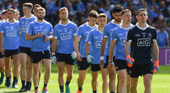 Dublin played two games in Croke Park during the 2018 Super 8s. Photo by Ray McManus/Sportsfile