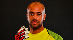 Darren Randolph: 'If he decides to come back and he's playing well, I don't think anyone will worry about it much'. Photo: Stephen McCarthy/Sportsfile