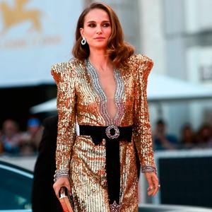 Actress Natalie Portman arrives for the premiere of the film