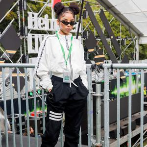 Mona-Lxsa at the Heineken Live Your Music stage, Electric Picnic. Picture: Kathrin Baumbach