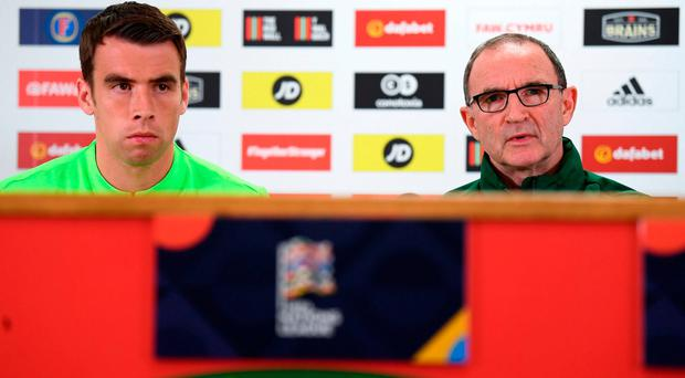 Martin O'Neill and Seamus Coleman's Fifa The Best Award selections revealed