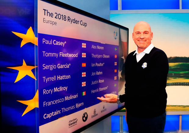 7 facts about this year´s Ryder Cup