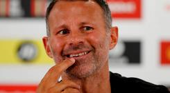 Ryan Giggs has a hard act to follow. Photo: Andrew Boyers/Action Images via Reuters