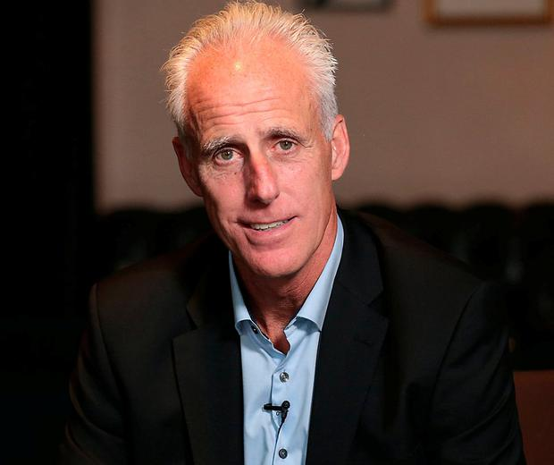 Mick McCarthy. Photo: Brian McEvoy