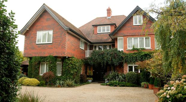 Developer Paddy Kelly's Shrewsbury Road home has been put up for sale with an asking price of €10m.