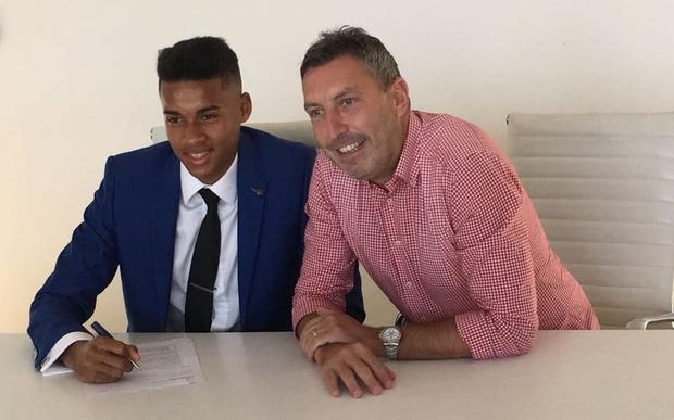 Manchester City complete deal to sign Gavin Bazunu from Shamrock Rovers