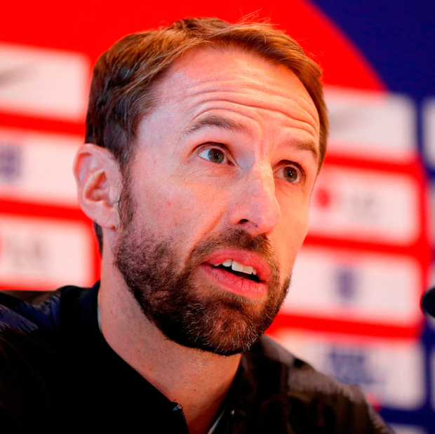 England manager Gareth Southgate. Photo: John Sibley/Reuters