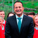 Is it the case that Taoiseach Leo Varadkar has come to realise that his popularity has peaked? Photo: PA Wire