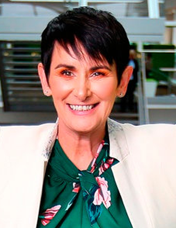 Carolan Lennon, Chief Executive Officer of Eir