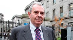 Sean Quinn has repeatedly condemned attacks. Photo: Getty