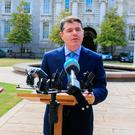 Finance Minister Paschal Donohoe insists a global deal is best solution to solving large digital firm tax dilemma
