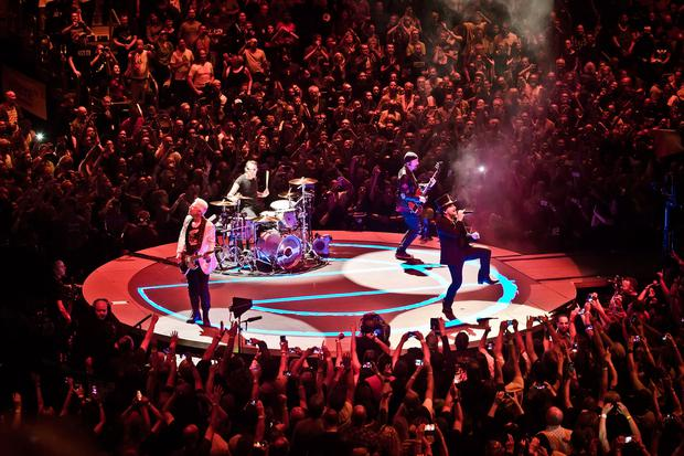 Achtung baby: How long can U2 play on? - Independent ie