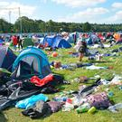 Another fine mess: the day after Electric Picnic