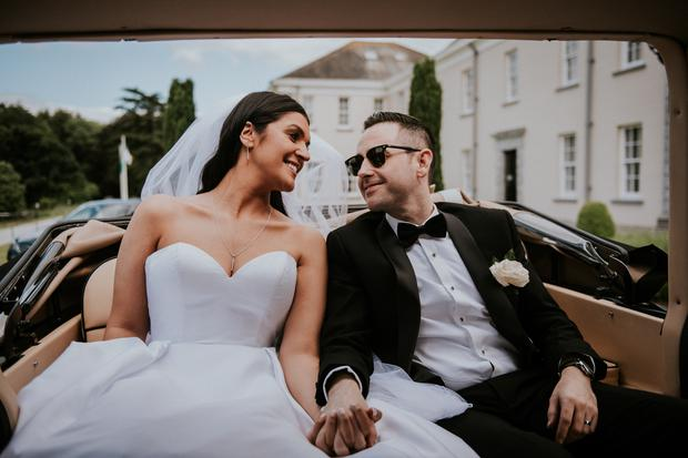 e2cf9b99d  He was so right because I remembered that moment the most  - Top Irish  model Tia Duffy on her idyllic Castlemartyr wedding