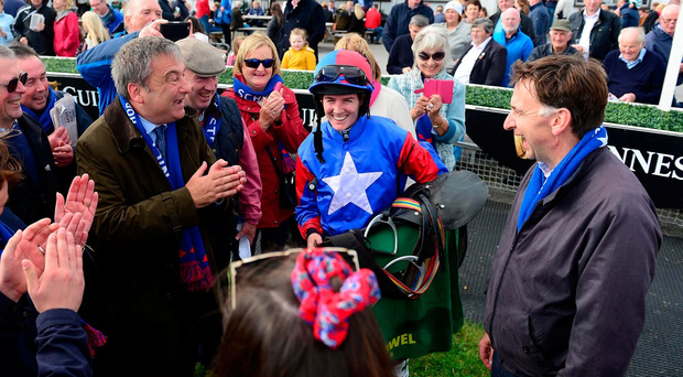 Listowel Races, the people's meeting, where the best of times are guaranteed