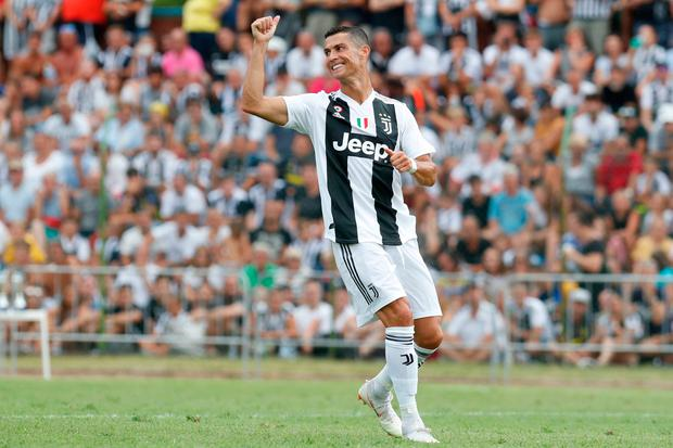 Agent Jorge Mendes earned a reported £10.6m when his client Cristiano Ronaldo moved to Juventus this summer. AP Photo/Antonio Calanni
