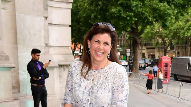 Kirstie Allsopp has revealed she smashed her children's iPads (Ian West/PA)
