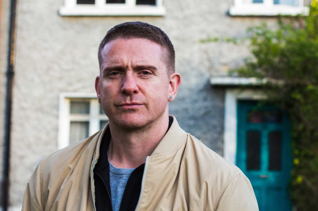 Damien Dempsey on Who Do You Think You Are? RTE One.