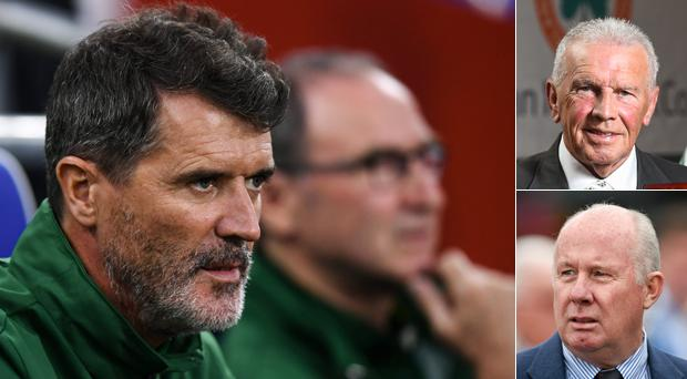 Roy Keane can carry on with the tough talking