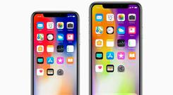 Concept: Artist's impressions of the revamped iPhone X and its larger cousin, the iPhone Xs Max. Photo: iDropNews