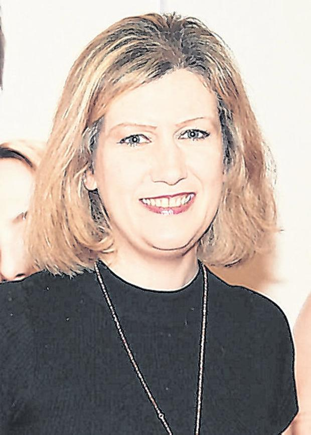 Accused: Dublin blogger and actress Frances Winston