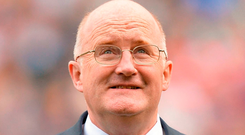 'A second-tier championship is the stated aim of current GAA President John Horan during his three-year term.' Photo: Brendan Moran / Sportsfile