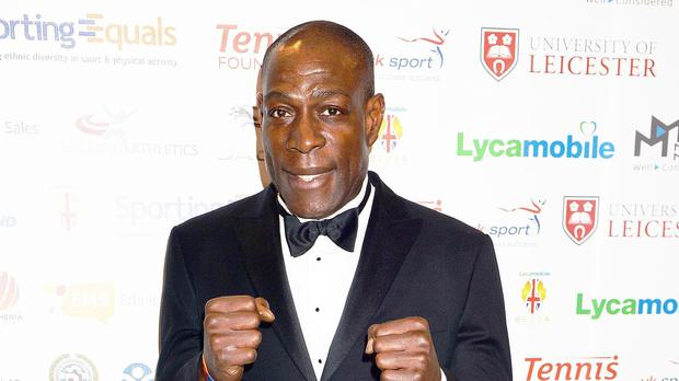 Frank Bruno has said he takes great pleasure from being a grandparent (John Stillwell/PA)