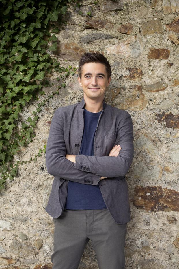 Donal Skehan. Photo: Naomi Gaffey