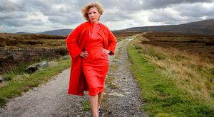 Sonya Lennon pictured in the Dublin Mountains. Picture: Frank McGrath