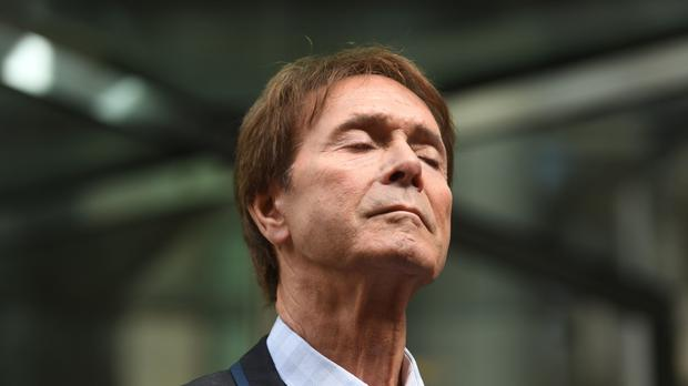 Sir Cliff Richard (Victoria Jones/PA)