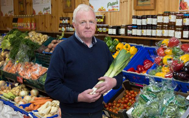 Peter O'Connor has lost business in Templemore. Photo: Liam Burke/Press 22