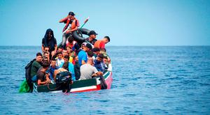 Libya has become a major transit point for migrants. Photo: Getty Images